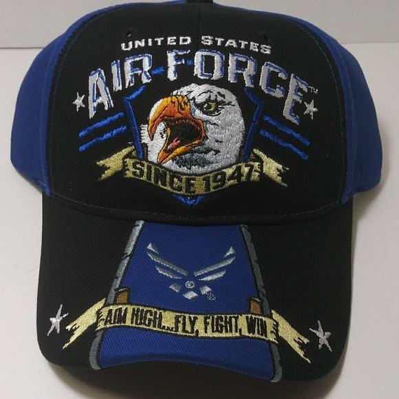 010f77be8864f9 U.S. Air Force Since 1947 Baseball Hat Cap. NWT
